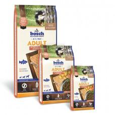 Bosch Adult корм для взрослых собак сосредним уровнем активности с лососем и картофелем 1 кг