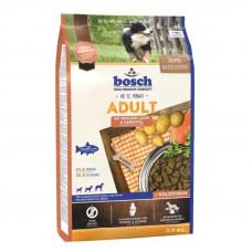 Bosch Adult корм для взрослых собак сосредним уровнем активности с лососем и картофелем 3 кг