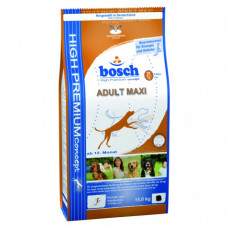 Bosch Adult Maxi корм для взрослых собак крупных пород с мясом домашней птицы 15 кг