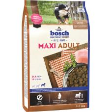 Bosch Adult Maxi корм для взрослых собак крупных пород с мясом домашней птицы 3 кг