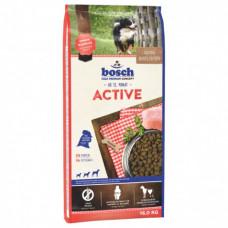 Bosch Activeкорм для взрослых собак с мясом домашней птицы 15 кг