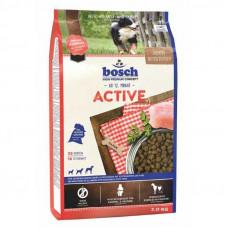 Bosch Activeкорм для взрослых собак с мясом домашней птицы 3 кг