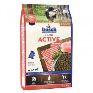 Bosch Active корм для дорослих собак з м'ясом домашньої птиці 3 кг