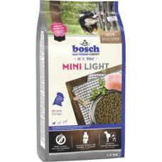 Bosch Mini Light корм для собак склонных к полноте с мясом домашней птицы 1 кг