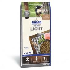 Bosch Lightкорм для собак склонных к полноте с мясом домашней птицы 12,5 кг
