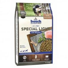 Bosch Special Light корм для собак с пониженным содержанием белка и минеральных веществ 2,5 кг