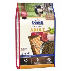Bosch Adult корм для взрослых собак сосредним уровнем активности с ягненком и рисом 3 кг