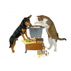 Как делается корм для животных