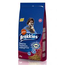 Brekkies Urinari сухой корм для кошек для профилактики болезней мочевой системы 20 кг