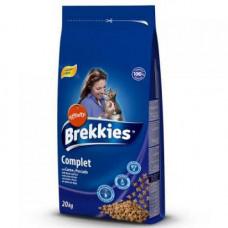 Brekkies Excel Complet  cухой корм для взрослых кошек 15 кг
