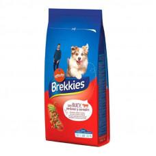 Brekkies Dog Beef для собак всех пород с говядиной 20 кг