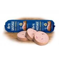 Brit Premium Dog Sausage колбаса для собак с курицей 0,8 кг