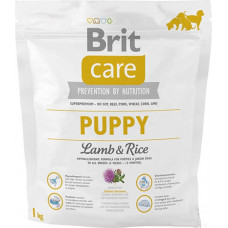 Brit Care Puppy All Breed Lamb & rice сухой корм для щенков всех пород с ягненком и рисом 1 кг