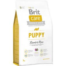 Brit Care Puppy All Breed Lamb & rice сухой корм для щенков всех пород с ягненком и рисом 3 кг