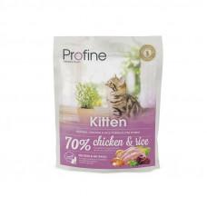Profine Cat Kitten корм для котят от 1 до 12 месяцев с курицей и рисом 0,3 кг.