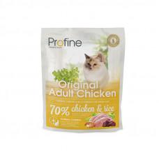 Profine Cat Original Adult корм для всех пород взрослых кошек с курицей 0,3 кг.
