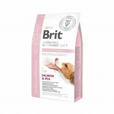 Brit VetDiets Dog Hypoallergenic сухой корм для собак при пищевой аллергии 2 кг