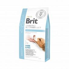 Brit VetDiets Dog Obesity сухой корм для собак при избыточном весе 2 кг