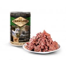 Carnilove Dog консервы для собак с уткой и фазаном 0,4 кг