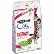 Cat Chow UTH сухой корм для поддержки мочевой системы котов 1,5кг