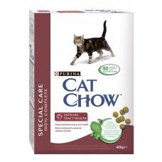 Cat Chow UTH сухой корм для поддержки мочевой системы котов 400г