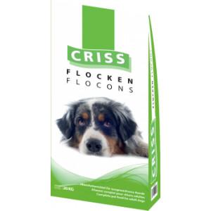 CRISS мясо и хлопья для собак 20 кг