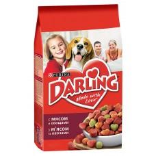 Darling (Дарлинг) сухой корм для собак с мясом и овощами 3кг