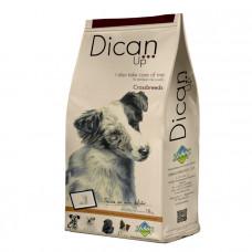Dican Up Crossbreeds сухой корм для взрослых собак с нормальной и сниженной активностью 4 кг