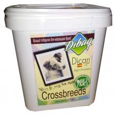 Dican Up Crossbreeds сухой корм для взрослых собак с нормальной и сниженной активностью 5 кг