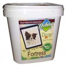 Dican Up Fortress сухой корм для взрослых собак больших и средних пород с курицей 5 кг