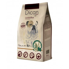 Dican Up Lamb&Rice сухой корм для взрослых собак всех пород с ягненком 4кг