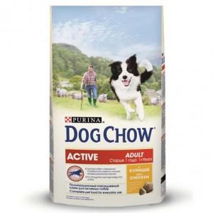 Dog Сhow Active сухой корм для активных собак 14кг