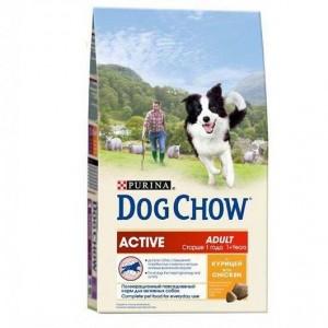 Dog Сhow Active сухой корм для активных собак 2,5кг