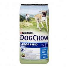 Dog Сhow Large Breed корм для собак больших пород с индейкой 14кг