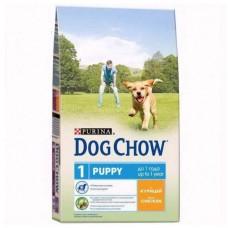 Dog Сhow Puppy сухой корм для щенков с курицей 14кг