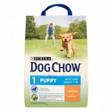 Dog Сhow Puppy сухой корм для щенков с курицей 2,5кг
