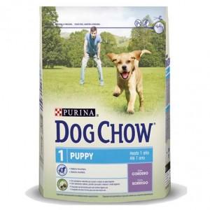 Dog Сhow Puppy сухой корм для щенков с ягненком 14кг