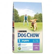 Dog Сhow Puppy сухой корм для щенков с ягненком 2,5кг
