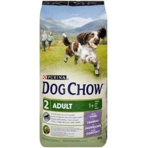 Dog Сhow сухой корм для собак с ягненком 14кг