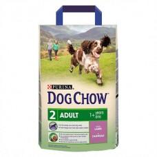 Dog Сhow сухой корм для собак с ягненком 2,5кг