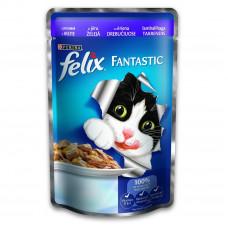 Felix (Феликс) консервы для котов с ягненком 100г