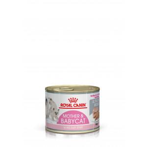 Royal Canin  mother babycat  мусс для котят до 4 месяцев и беременных, кормящих кошек 0,085 кг.