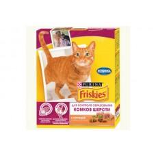 Friskies (Фрискис) сухой корм для котов с курицей и овощами 300г