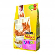 Friskies Junior (Фріскіс Джуніор) сухой корм для котят 1,5 кг