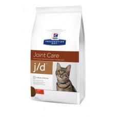 Hills PD Feline J/D лечебный корм для котов с артритами и остеоартритами 2 кг