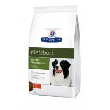 Hills PD Metabolic Canine сухой корм для собак с избыточным весом 1,5 кг