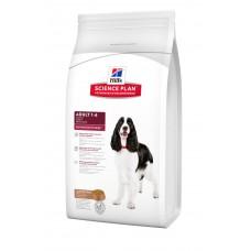 Hills SP Canine Adult Advanced Fitness сухой корм собак средних пород с мясом ягненка и рисом 12 кг