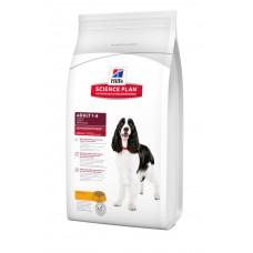 Hills SP Canine Adult Advanced Fitness Medium сухой корм для собак средних пород с курицей 12 кг