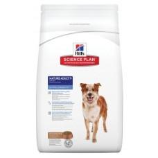 Hills SP Canine Mature Adult 7+ Active Longevity сухой корм для пожилых собак средних пород с ягненком и рисом 12 кг