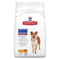 Hills SP Canine Mature Adult 7+ Active Longevity сухой корм для пожилых собак средних пород с курицей 12 кг